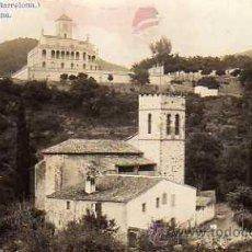 Postales: VALLVIDRERA BARCELONA Nº 5 IGLESIA QUINTA JUANA UNIÓN UNIVERSAL DE CORREOS SIN CIRCULAR . Lote 49918445