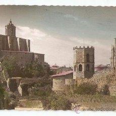 Postcards - Gerona 28. Vista desde estramuroa. Ed.Garcia Garabella. Escrita..-Vell i Bell. - 49963370