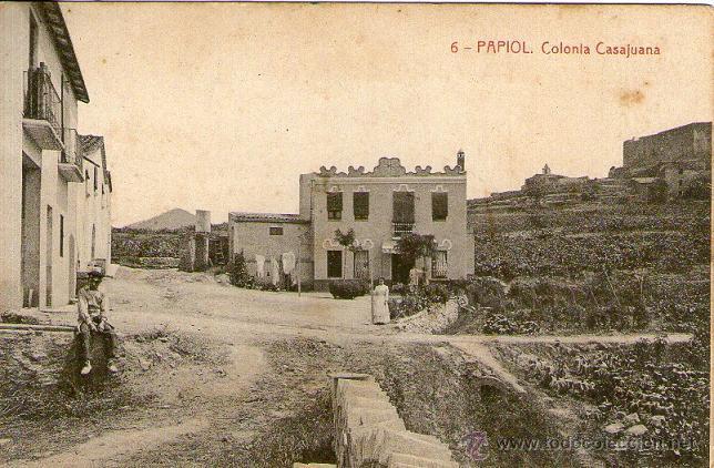 El papiol 6 colonia casajuana comprar postales for Casas en el papiol