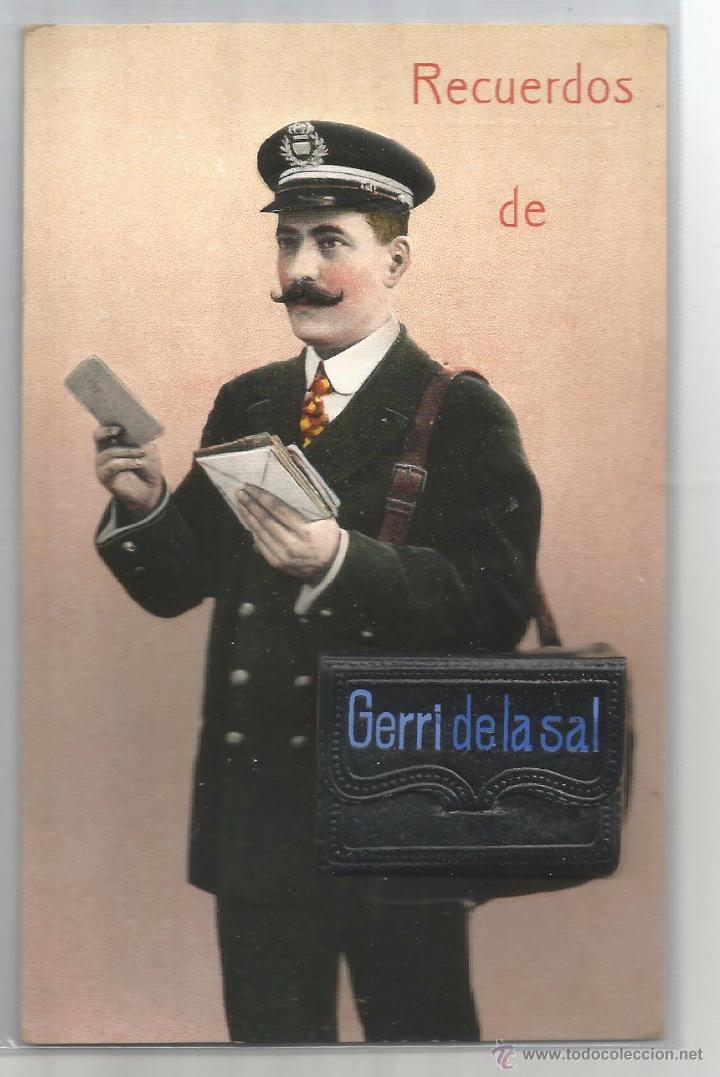 GERRI DE LA SAL .- RECUERDO .- MINI FOTOGRAFIAS .- SIN CIRCULAR (Postales - España - Cataluña Antigua (hasta 1939))