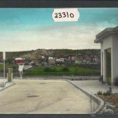 Postales: FIGUEROLA D'ORCAU - 1 - ESTACION DE SERVICIO Y VISTA GENERAL - FOT· RAYMOND - (33310). Lote 50152808