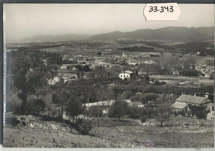 LLINAS DEL VALLES - 8 - VISTA PARCIAL - EXCL· NOGUERAS - ED· SOBERANAS - (33343) (Postales - España - Cataluña Antigua (hasta 1939))