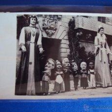 Postales: (PS-45983)POSTAL DE CERVERA-GIGANTES,GEGANTS.FOTO CUYAS. Lote 50201503