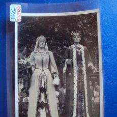 Postales: (PS-45980)POSTAL DE TARREGA-GIGANTES,GEGANTS.FOTO CUYAS. Lote 50201544
