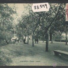 Postales: FIGUERES - PASEO NUEVO - ED· JOSE MASDEVALL - HUECOGRABADO MUMBRU - (33549). Lote 50238756