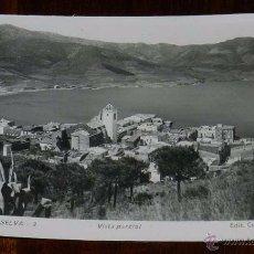 Postales: FOTO POSTAL DE PORT DE LA SELVA (GIRONA) VISTA PARCIAL, EDIT. COF. PESCADORES, FOTOS MELI, 3, SIN. Lote 50421077