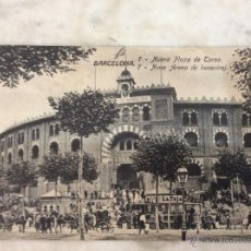 Postales: POSTAL PLAZA DE TOROS LAS ARENAS. BARCELONA.. Lote 50429072