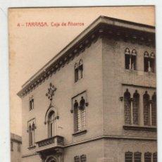 Postales: TARRASA CAJA DE AHORROS. Lote 50474955