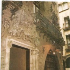 Postais: [POSTAL] BARCELONA CERVESERIA MODERNISTA '4 GATS' C/ MONTSIÓ, 3 [SIN CIRCULAR]. Lote 50586551
