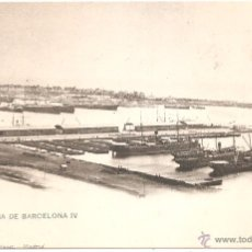 Postales: BARCELONA PANORAMA DE BARCELONA IV. Lote 43812839