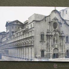 Postales: FOTO-POSTAL MANRESA, LA SANTA CUEVA 1957. Lote 50914156