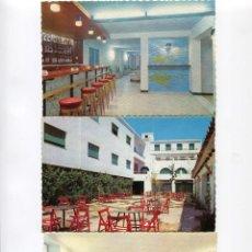 Postales: LOTE DE 3 POSTALES DE CALAFELL HOTEL SALOME. Lote 50946116