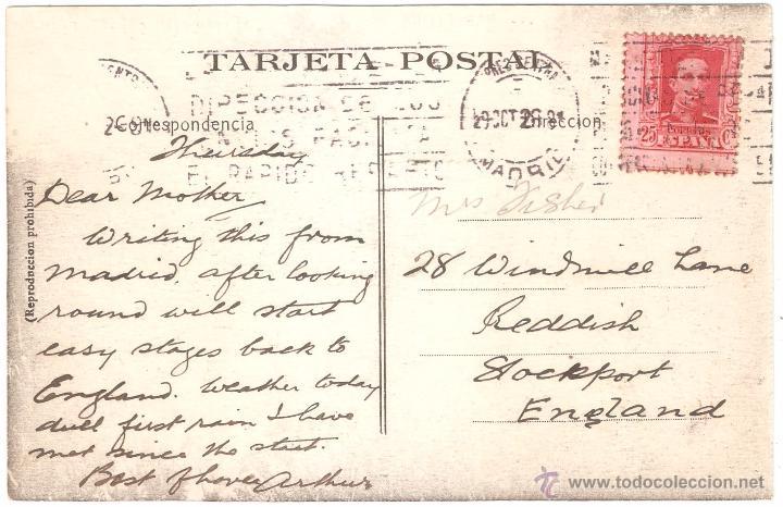 Postales: Barcelona Tibidabo Funicular 1929 - Foto 2 - 8590931