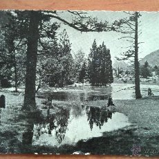 Postales: 1953 CALDES DE BOHÍ: AIGUES TORTES EN LA RIBERA DE SANT NICOLAU. Lote 50996947