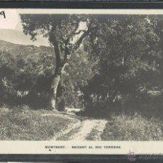 Postales: MONTSENY - BAIXANT AL RIU TORDERA - FOTOGRAFICA - (35039). Lote 51030952