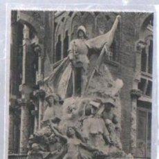 Cartes Postales: TARJETA POSTAL DE BARCELONA - ORFEO CATALA. GRUPO ESCULTORICO. 46. A.T.V. Lote 51040225