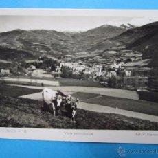 Postales: CAMPRODON , 11 VISTA PANORAMICA , CIRCULADA 1954. Lote 51047103