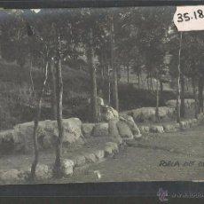 Postales: POBLA DE LILLET - FOTOGRAFICA - (35181). Lote 51049772