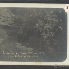 Postales: SANT FELIU DE CODINES - INTERIOR SANT MIQUEL PETIT - FOTOGRAFICA - (35351). Lote 51110192