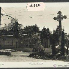 Postales: TIANA - 28 - FONT DEL RUNYO - FOTOGRAFICA GUILERA - (35520). Lote 51161327