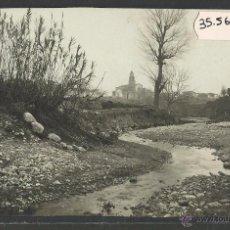 Postales: TORRELLES DE FOIX - FOTOGRAFICA SELLO EN SECO ROISIN - (35567). Lote 51229354