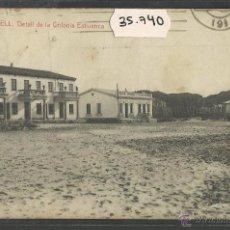 Postales: CALAFELL - DETALL DE LA COLONIA ESTIUENCA - THOMAS - (35740). Lote 51252832