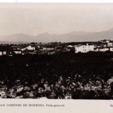 Postales: P- 2480. POSTAL FOTOGRAFICA DE SAN LORENZO DE HORTONS. Nº8. ED. TARDA.. Lote 51259147