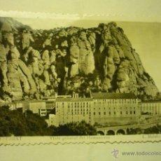 Postales: POSTAL MONTSERRAT .-VISTA GENERAL ROISIN .--CIRCULADA BB. Lote 51564502