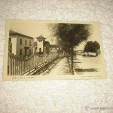 Postales: VILLANUEVA Y GELTRU 18 , CHALETS DE SAN CRISTOBAL. Lote 51580256