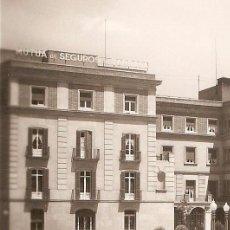 Postales: TARRASA Nº 12 MONUMENTO Y MUTUA DE SEGUROS (COCHES) G. GÁRRABELLA SIN CIRCULAR . Lote 51600388