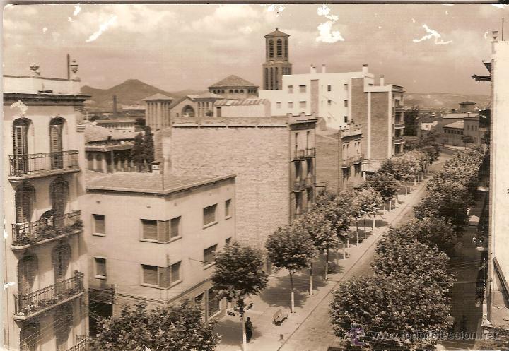 CORNELLA (BARCELONA), RAMBLA CLAVE - EXCLUSIVAS CARRASCO Nº 5 EDIT. FIR - CIRCULADA (Postales - España - Cataluña Moderna (desde 1940))
