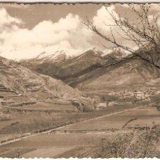 Postales: BAGA (BARCELONA), VISTA GENERAL - FOTO DESEURAS Nº G.42 - CIRCULADA. Lote 51882593