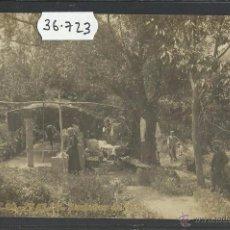 Postales: VALLS - E.C. - B. 20 - RENTADOR DE TITIT - FOTOGRAFICA - (36723). Lote 51963631