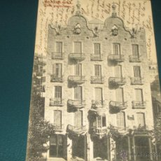 Postales: BARCELONA - 1909 - POSTAL CIRCULADA . Lote 52023369