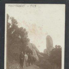Postales: MONTSERRAT - FOTOGRAFICA - (36872). Lote 52138776