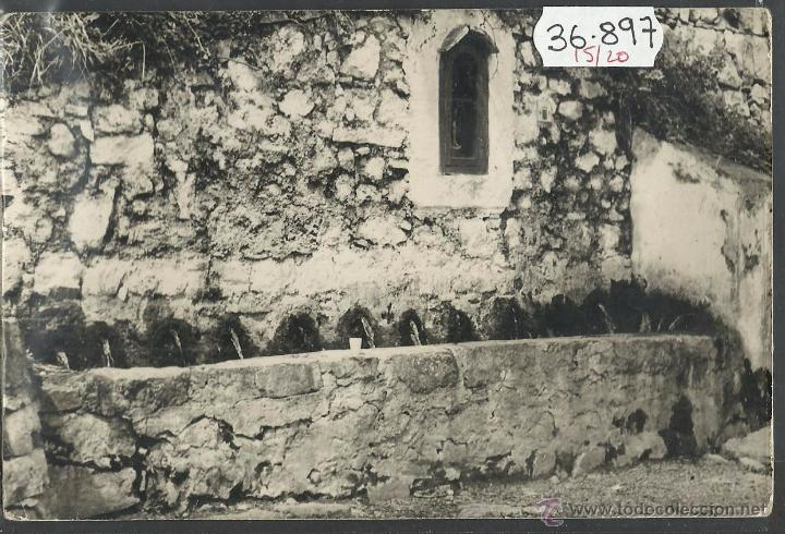 PAÜLS - EXCL· GERMAN BENAIGES - (36897) (Postales - España - Cataluña Antigua (hasta 1939))