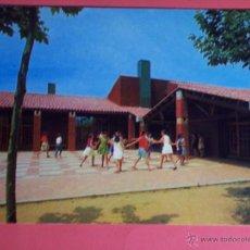 Postales: POSTAL DE MAS SILVESTRE (CANYAMAS) CASA DE COLONIAS. Lote 52149567