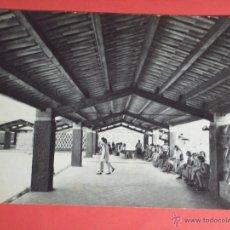 Postales: POSTAL DE MAS SILVESTRE (CANYAMAS) CASA DE COLONIAS. Lote 52149701