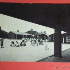 Postales: POSTAL DE MAS SILVESTRE (CANYAMAS) CASA DE COLONIAS. Lote 52149717