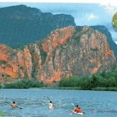 Cartes Postales: CAMPING LA NOGUERA SANT LLORENT DE MONTGAI. LLEIDA MATASELLOS DE SORT DE 2002. Lote 52222717
