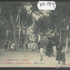 Postales: PUIGCERDA - 811 - EL CASINO Y PLAZA - PHOT· LABOUCHE - (37194). Lote 52340032