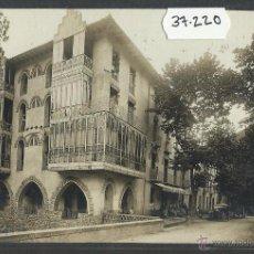 Postales: RIBES - HOTEL LA CORBA - AUTOMOVIL - FOTOGRAFICA ROISIN - (37220). Lote 52340856