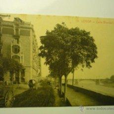 Postales: POSTAL LERIDA CALLE BLONDE Y PUENTE--BB. Lote 52370107