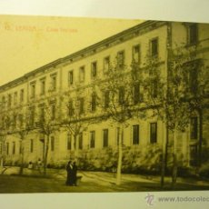 Postales: POSTAL LERIDA -CASA INCLUSA BB. Lote 52374404
