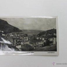 Postales: POSTAL PORT BOU, ENTRADA A LA BAHIA, FOTO MARTINENCH, GERONA 1956. Lote 52441972