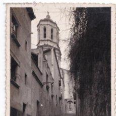 Postales: P- 3043. POSTAL GERONA. Nº 9 ESCALERAS DE LA FUENTE NTRA.SRA. DE LA PERA.. Lote 52475651