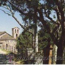 Postales: POSTAL DE DE MONTSERRAT Nº 104 SANTA CECILIA CAPELLA ROMANICA. Lote 52478840