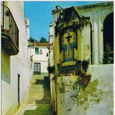Postales: BARCELONA - CANET DE MAR - ESCALERA SANTO CRISTO. Lote 52494165
