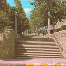 Postais: TORELLÓ, OSONA (BARCELONA), AVENIDA ESTACIÓN - ESCRITA 1967. Lote 52520399