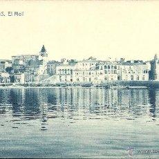 Postales: 11 - PALAMÓS (GIRONA) EL MOLL - FOT. THOMAS - BARCELONA .-. Lote 52761956
